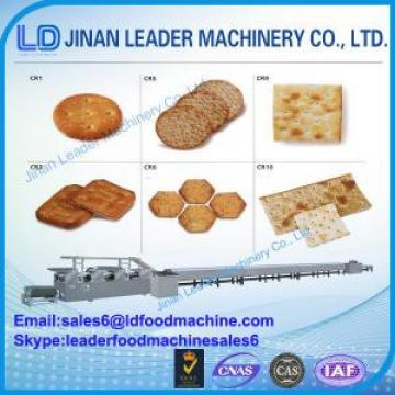 Stainless steel Biscuit processing line machine cookies soft waffle