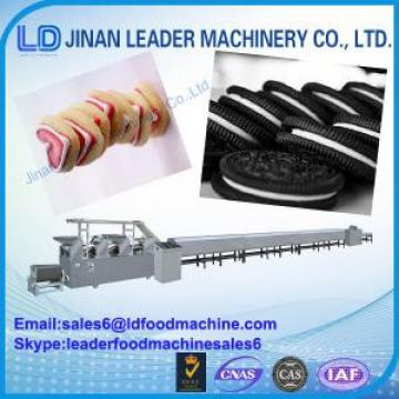High efficiency biscuit making machine cookies equipment industrial