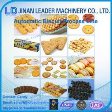 2015 HOT Low consumption biscuits soft waffle cookies making machine
