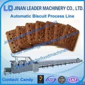 Multi-functional wide output range biscuit machinery food processing machinery