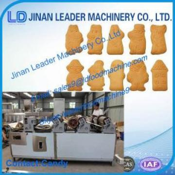 Small automatic soft waffle equipment biscuit making machine