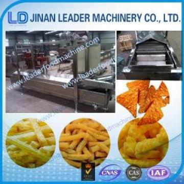 Low consumption electric deep fryer machine processing machinery