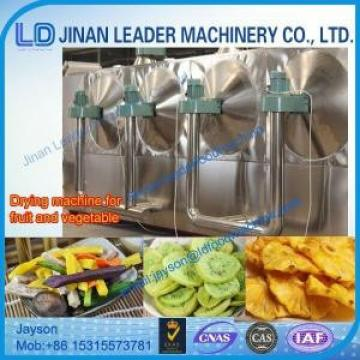Low consumption Dryer,Fryer,Extruder,Flavoring Machine industrial fruit drying machine