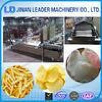 Super quality continuous frying machine electric food processing equipments
