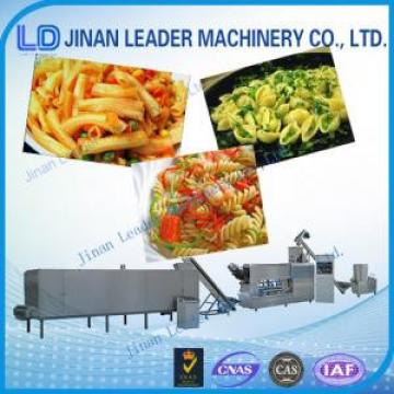 Small scale professional pasta machine manufacturing equipment