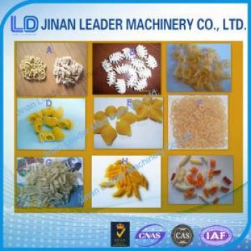 Low consumption pasta machines manufacturing equipment