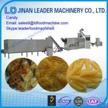 Low consumptionMacaroni Processing Machinery spaghetti production line suppliers
