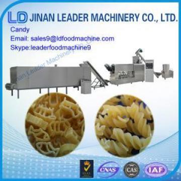 Automatic Macaroni making machine pasta manufacturing equipment
