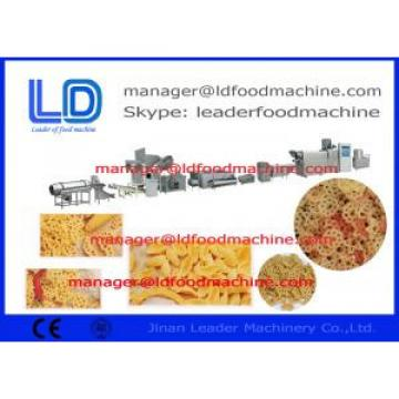 Snack Making Machine Screw Self-cleaning 3D Pellet Machinery For Fried Snacks