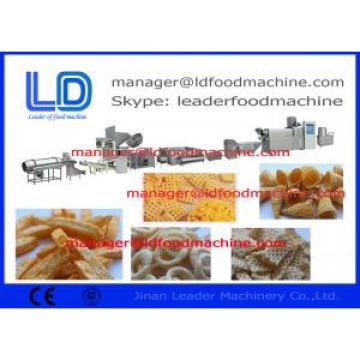 Wheat Flour Snack Making Machine for Pellet / Shell / Screw Making