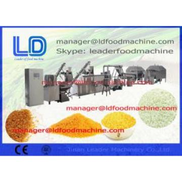 Automatic Snack Making Machine / Artificial Rice Making Machine 120-150 KG/H