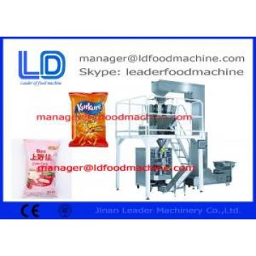 Vertical high efficiency Food Packing Machines for sealing / date printing