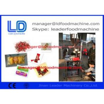 vertical snacks food packing machine for bag