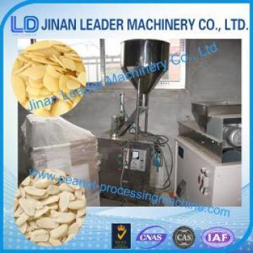 High Speed Peanut Processing Machine Adjustable Thickness Peanuts Slicer