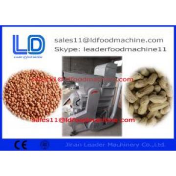 304 Stainless Steel Peanut Butter Production Line , Stable Peanut Sheller