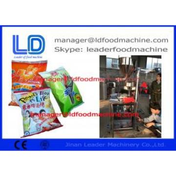 automatic snacks food packing machine for bag