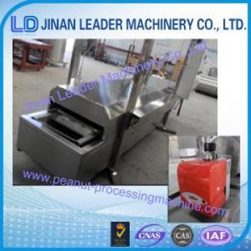 Belt Gas Heating Peanut Processing Machine , Frying Machine 45kw