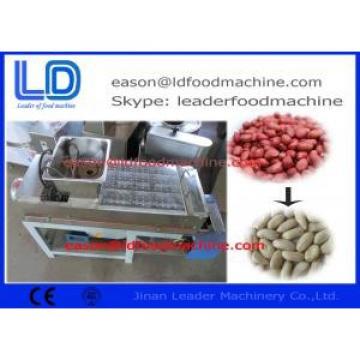 380v 50hz Peanut Processing Machine , Dry Type Peanut Peeling Machine