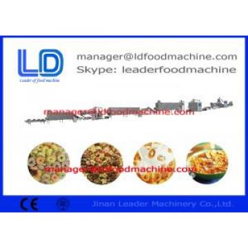 PLC controlled Corn Flakes Making Machine