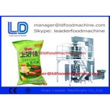 Vertical pillow auto food packing machine for sealing / date printing