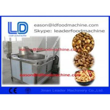 High Capacity Peanut Processing Machine Electric Stainless Steel