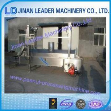 Industry Automatic Electric Heating Frying Machine for Peanuts
