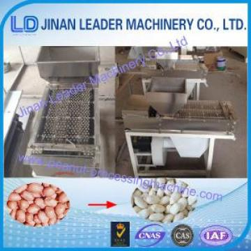 400kg/H 380v Three Phase Dry Processing Machine For Peeling Peanuts