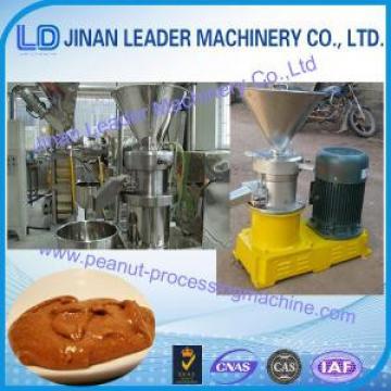 2800 R/Min Low Temperature processing machine making peanut butter