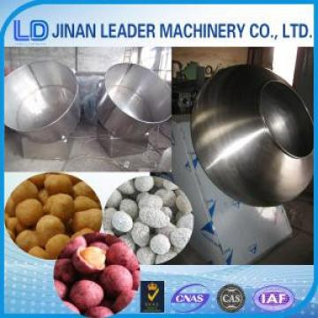Peanut Wrapped Butter Processing Line 200kg/h Fish Skin Bean Pot