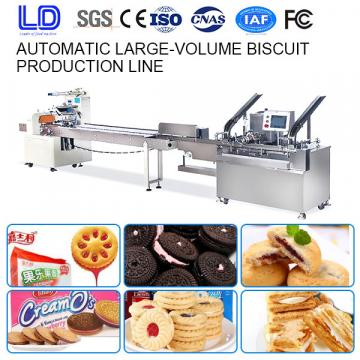Biscuit Sandwiching Machine