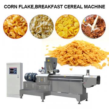 Corn flakes making machine price