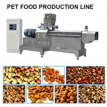 Automatic Pet Food Production Line