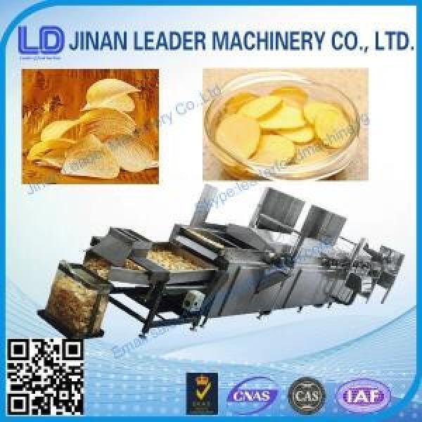 Multi-functional wide output range snacks frying machine food industry machinery #1 image