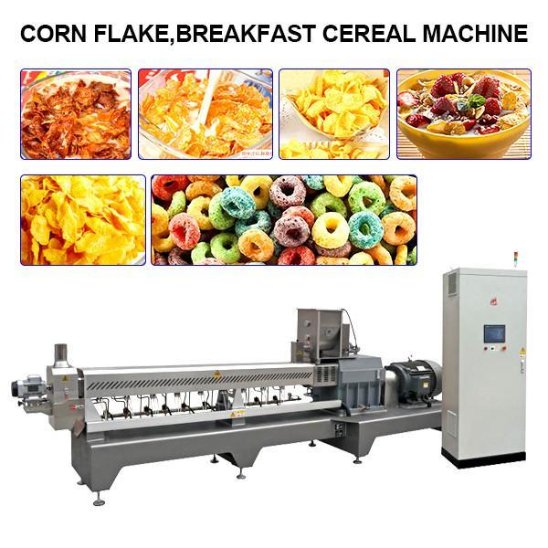 Corn flakes making machine price #1 image