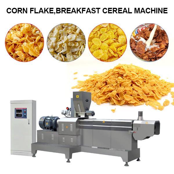 Corn flakes making machine price #3 image