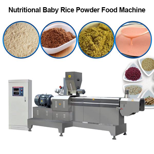 Nutritional baby food making machinery #2 image