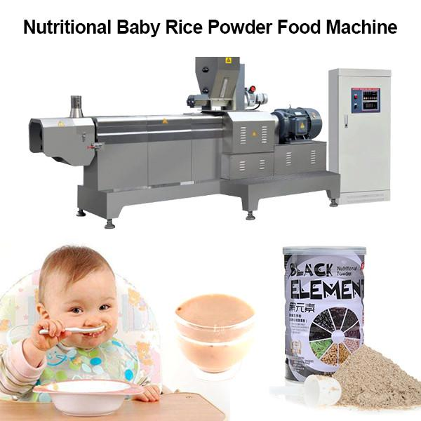 Nutritional baby food making machinery #1 image